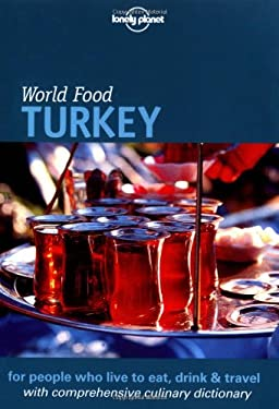Lonely Planet World Food Turkey 9781864500271