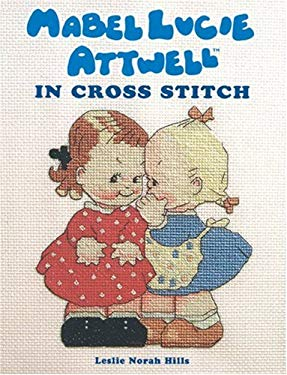 Mabel Lucie Attwell in Cross Stitch 9781861084651