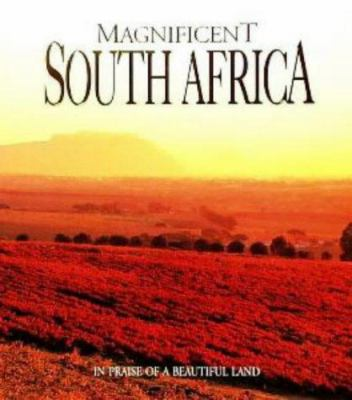 Magnificent South Africa 9781868259762
