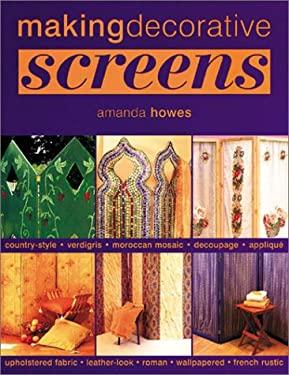 Making Decorative Screens