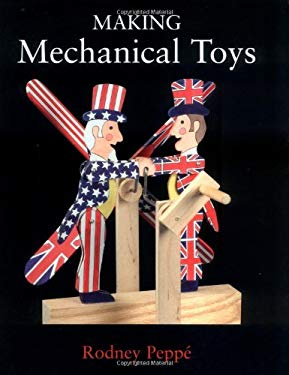 Making Mechanical Toys 9781861267238