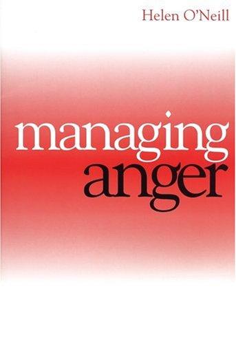 Managing Anger 9781861561077