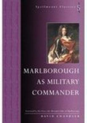 Marlborough as Military Commander