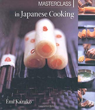 Masterclass in Japanese Cooking 9781862055827