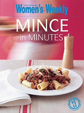 Mince in Minutes 9781863967181