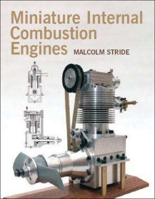 Miniature Internal Combustion Engines 9781861269218