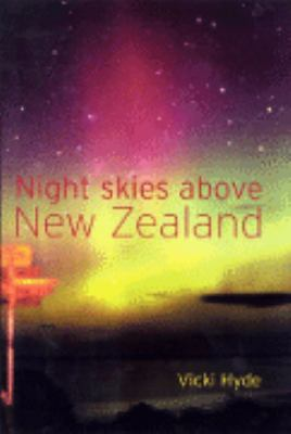 Night Skies Above New Zealand 9781869660338