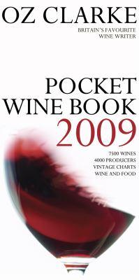 Oz Clarke Pocket Wine Book 9781862058262