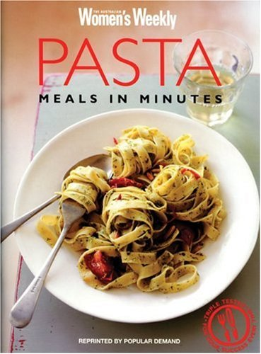 Pasta Meals in Minutes 9781863962209
