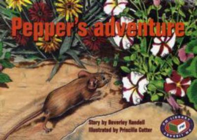 Pepper's Adventure PM Set 3 Green Level 14 9781869556068