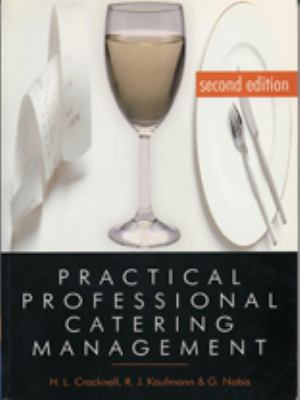 Practical Professional Catering Management 9781861528827
