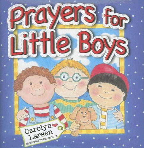 Prayers for Little Boys 9781869205270