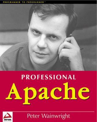 Professional Apache 9781861003027