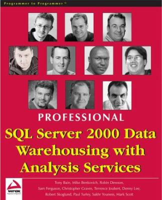 Professional SQL Server 2000 Data Warehousing with Analysis Services 9781861005403