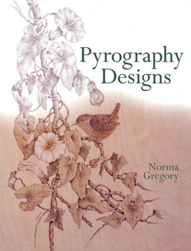 Pyrography Designs 9781861081162