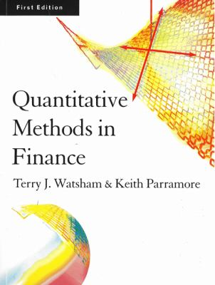 Quantitative Methods in Finance 9781861523679