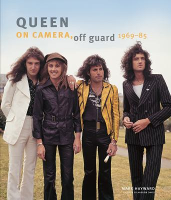 Queen on Camera, Off Guard 1965-91 9781862059078