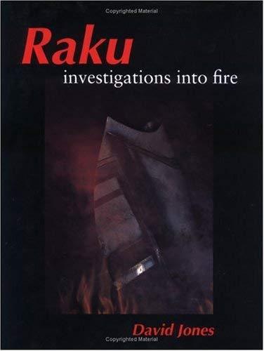 Raku: Investigations Into Fire 9781861261397