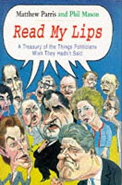 Read My Lips 9781861050434
