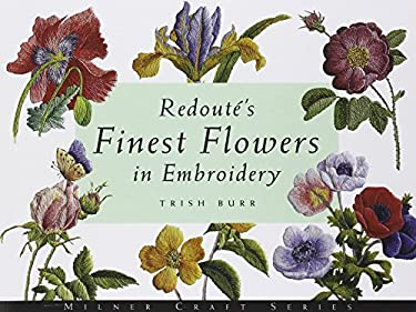 Redout's Finest Flowers in Embroidery 9781863512930