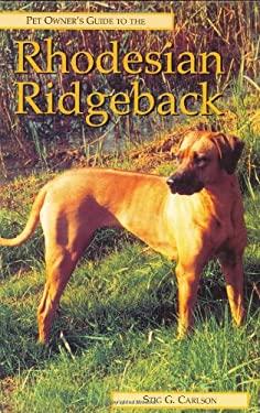 Rhodesian Ridgeback 9781860540585