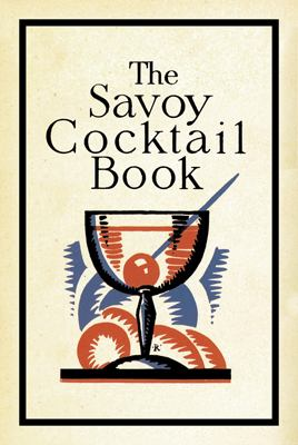 Savoy Cocktail Book 9781862052963