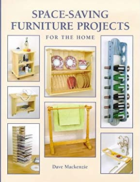 Space-Saving Furniture Projects 9781861080998