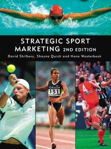 Strategic Sport Marketing 9781865089188