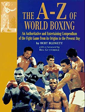 The A-Z of World Boxing 9781861050045