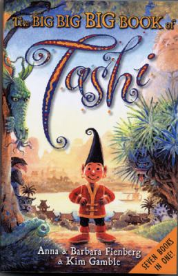 The Big Big Big Book of Tashi 9781865085630