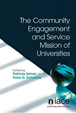 The Community Engagement and Service Mission of Universities 9781862014572