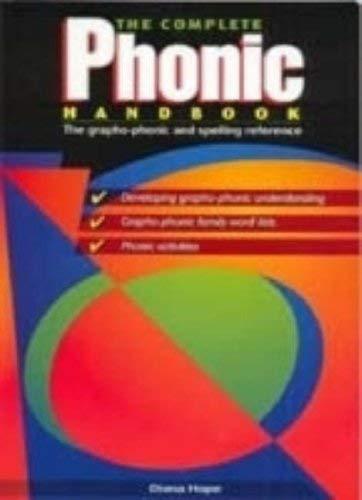The Complete Phonic Handbook 9781863116428