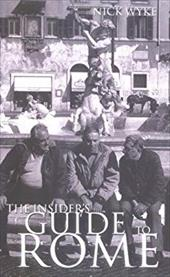 The Insider's Guide to Rome 7603140