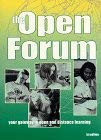 The Open Forum: Your Gateway to Open and Distance Learning 9781861490148