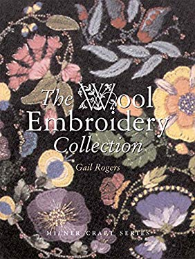 The Wool Embroidery Collection 9781863513340