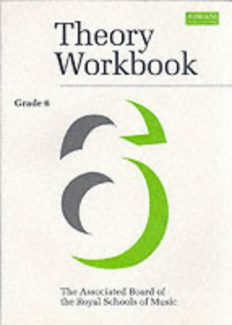 Theory Workbook Grade 6 9781860960871