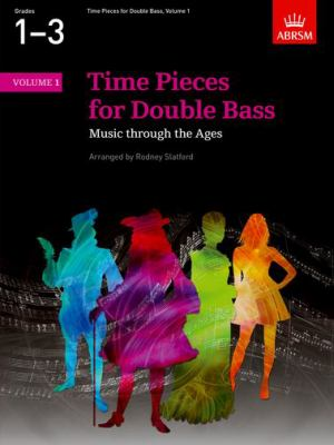 Time Pieces for Double Bass 9781860965708