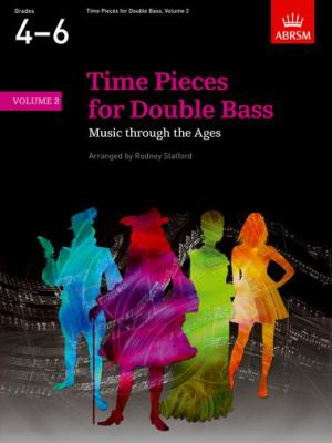 Time Pieces for Double Bass 9781860965715
