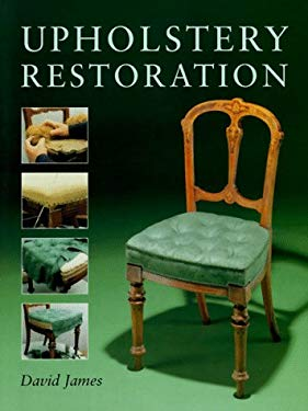Upholstery Restoration 9781861080523