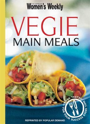 Vegie Main Meals