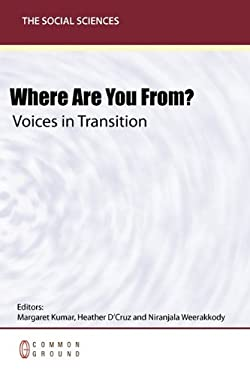 Where Are You From? Voices in Transition 9781863356497