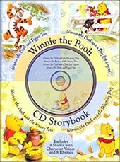 Winnie the Pooh Stories CD Storybook 7614669
