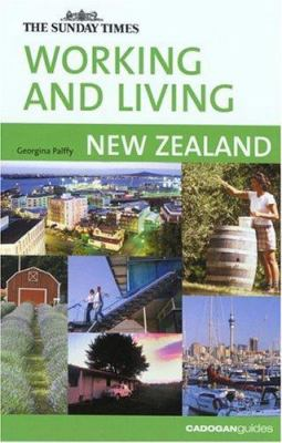 Working & Living New Zealand 9781860112034