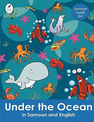 Under the Ocean in Samoan in English 9781877513763