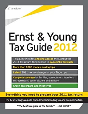 Ernst & Young Tax Guide 9781879161023