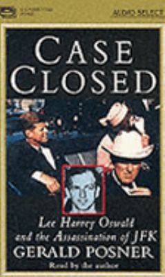 Case Closed (Bkpk, Abridged) 9781879371620