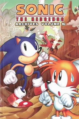 Sonic the Hedgehog Archives, Volume 16 9781879794795