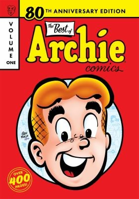 The Best of Archie Comics 9781879794849