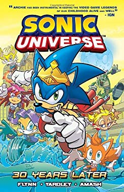 Sonic Universe 2: 30 Years Later 9781879794948
