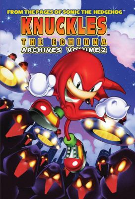 Sonic the Hedgehog Presents Knuckles the Echidna Archives 2 9781879794986